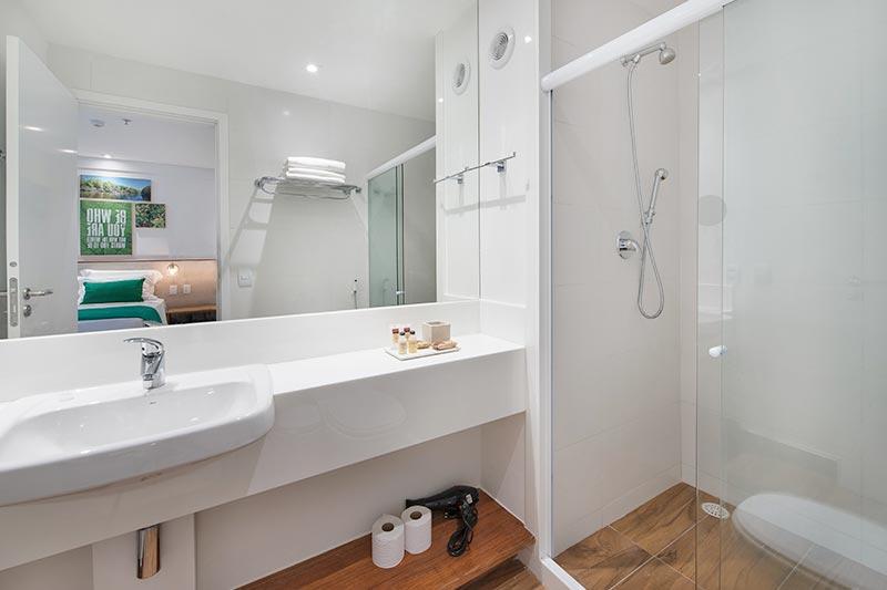 Banheiro Standard Plus
